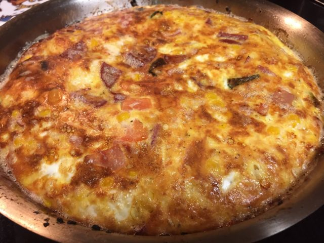 Leftover Frittata Recipe
