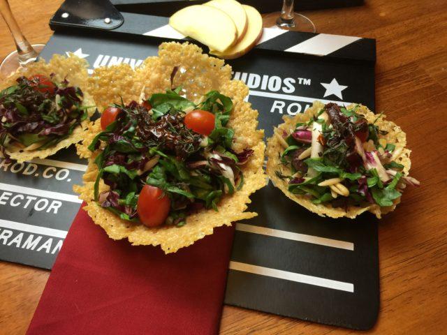 Salad Recipes Parmesan Bowl Recipe