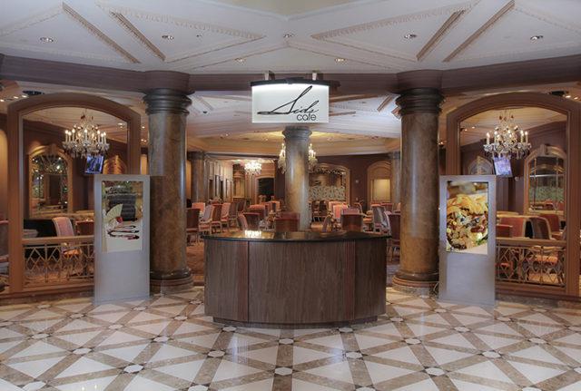 Westgate Las Vegas Restaurants Sid S Cafe