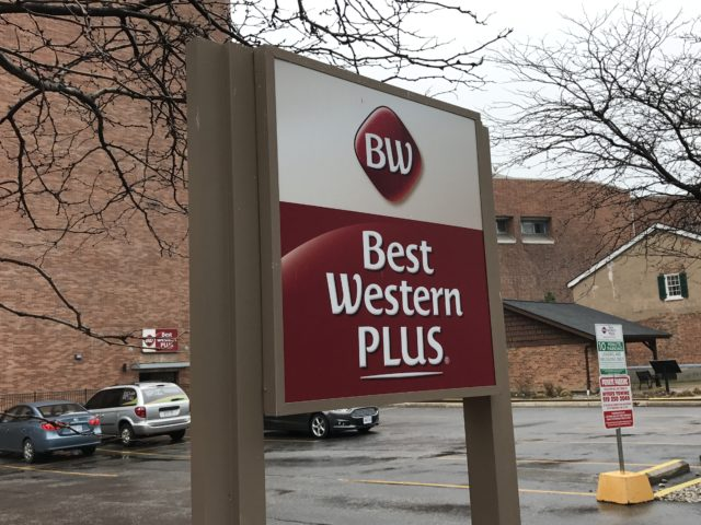 Best Western Plus Waterfront Hotel Windsor Canada Review