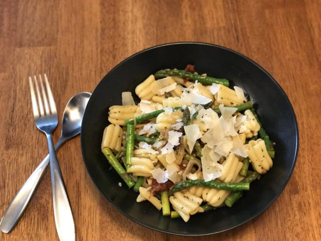 Asparagus Pasta Recipes Healthy Pasta Dinner Ideas